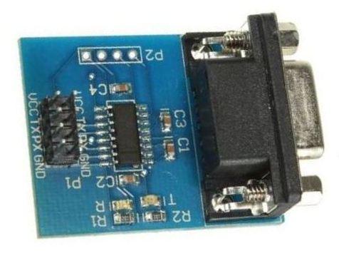 RS232 Seriell-zu-TTL-Konverter-Modul