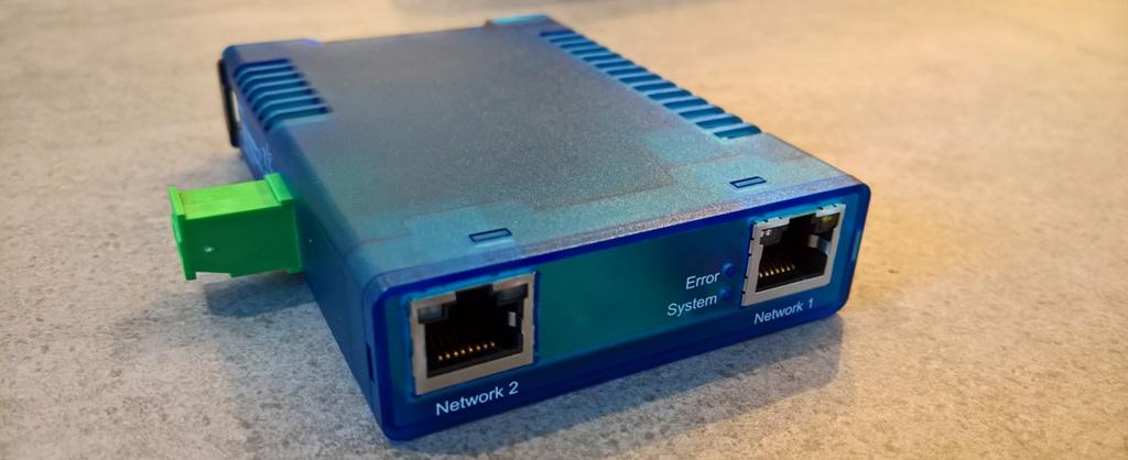 PureBox5 doppeltes Netzwerk