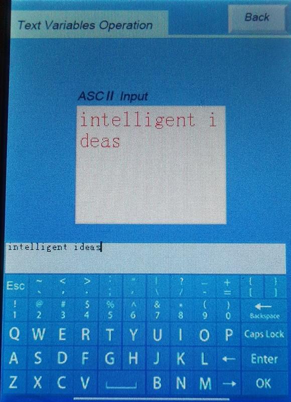 STONE Display Software Tastatur